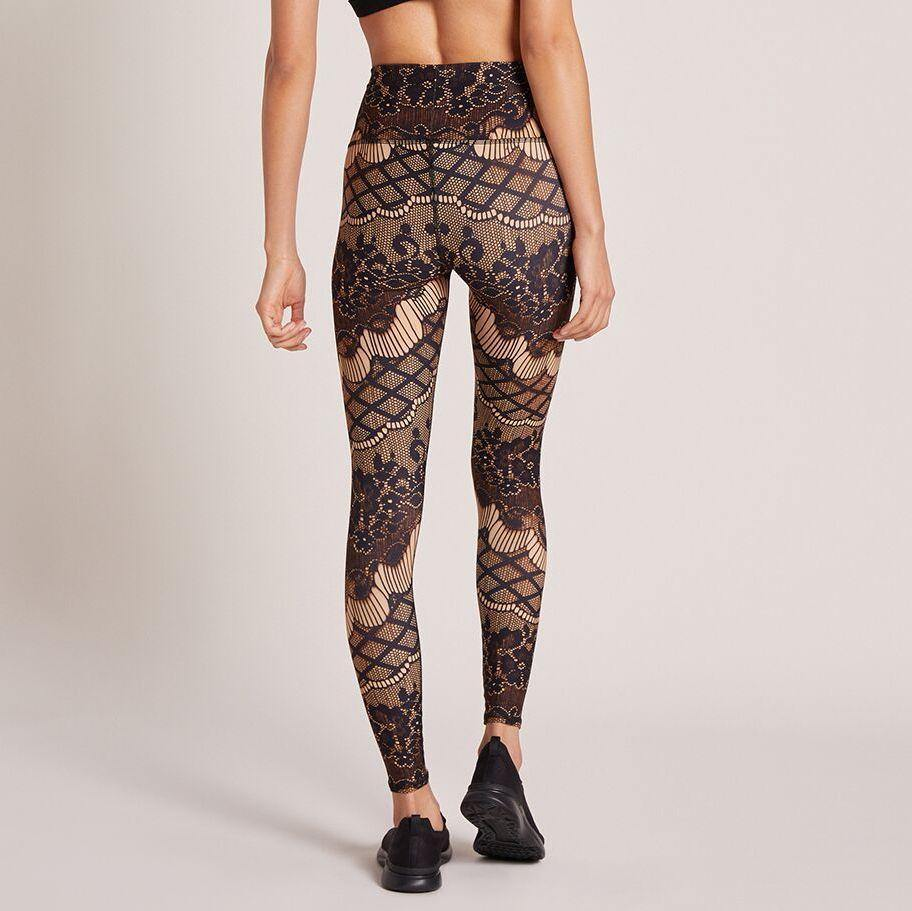 niyama sol colette lace high waist leggings