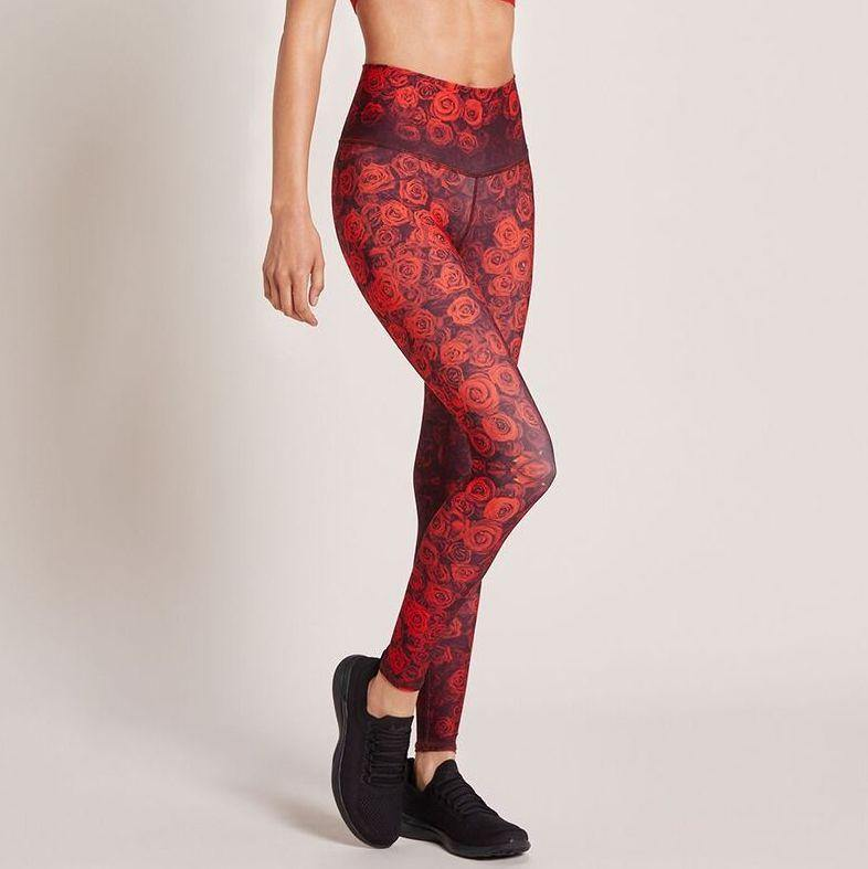 niyama sol roses are red leggings