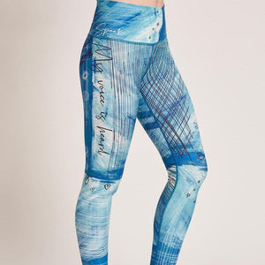 niyama sol i speak high waisted leggings
