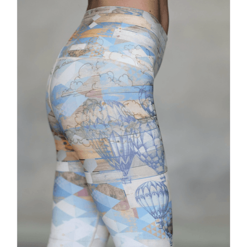 odelay niyama sol leggings