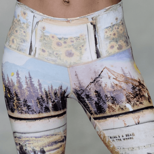 Teddy Endless Leggings