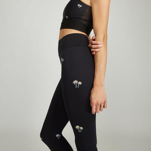 noli yoga holographic sunset legging