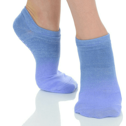 Ombre Grip Sock - (Barre / Pilates)