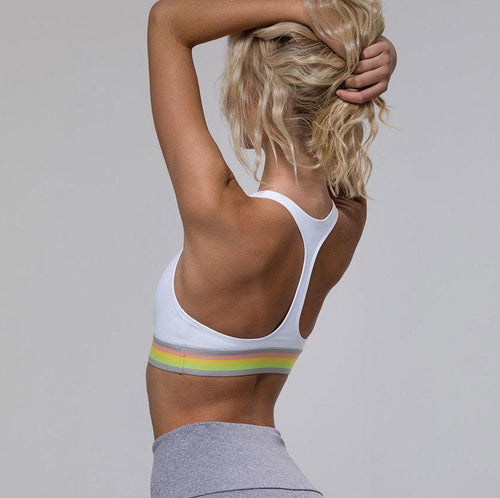 onzie yoga sports bra in y back bra