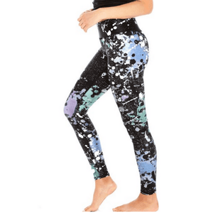 Paint The Town - Full Length Leggings