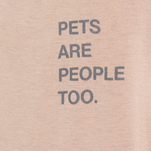 Pets Are People Too