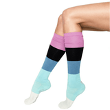 Bahama Mama Knee High Grip Socks (Barre / Pilates)