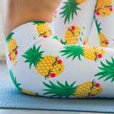 Pineapple Flexi Yoga Pants