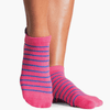 pointe studio donna grip socks pink