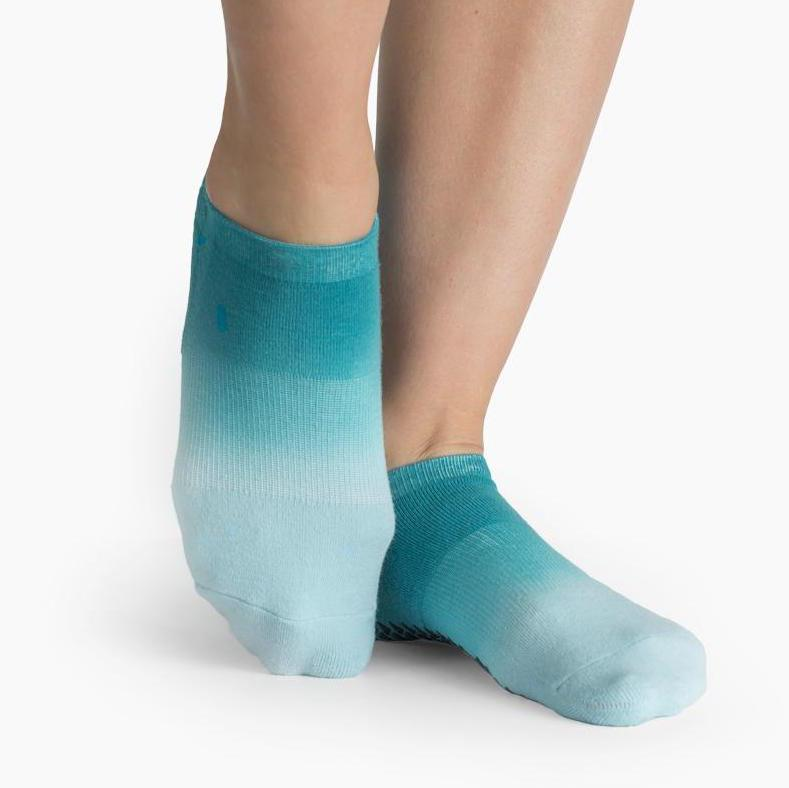 pointe studio Elie Grip Socks teal