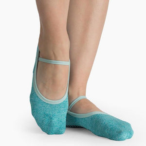 Rosa Grip Socks (Barre / Pilates)