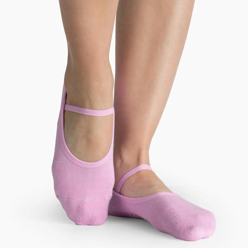 pointe studio Karina Grip Socks purple