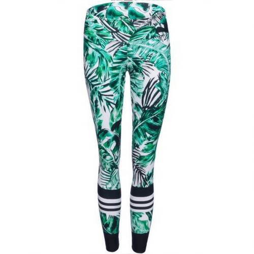 7/8 Leggings - Rainforest Legging
