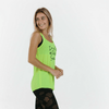 simplyworkout Ray of Tucking Sunshine - Racerback Tank