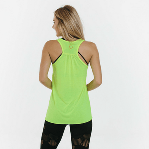 Ray of Tucking Sunshine - Racerback Tank