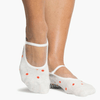 pointe studio Shay Dance Grip Socks oatmeal