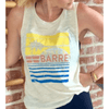 Rise and Barre Muscle Tank