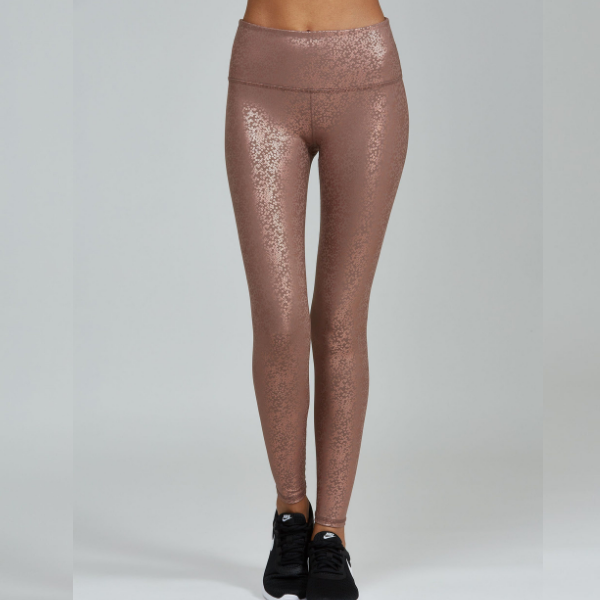 Noli Yoga Gloss Legging Rose