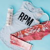simplyworkout RPM - Muscle spin tank