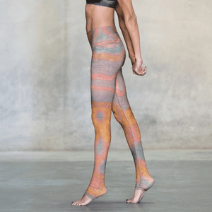 sea of time niyama sol yoga leggings