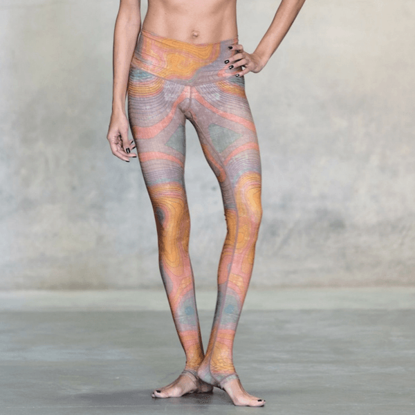 sea of time niyama sol leggings