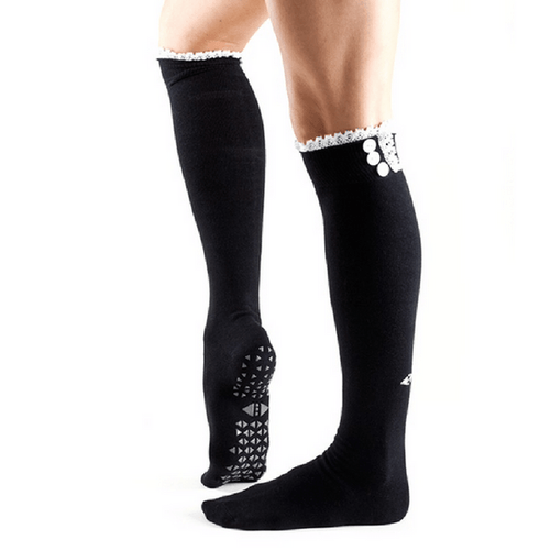 Selah Knee High Grip Socks (Barre/Pilates)