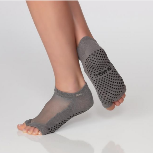 Classic Grip Sock - Open Toe (Barre / Pilates)