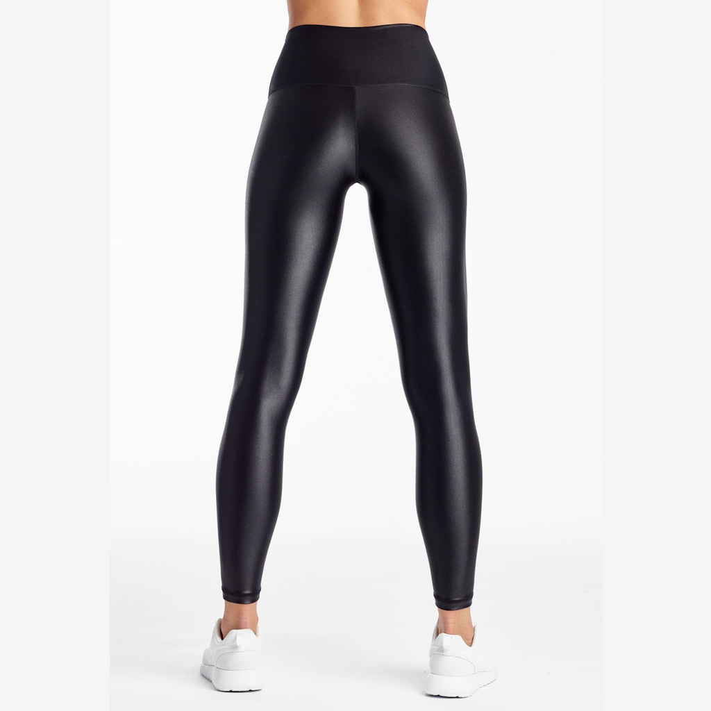 shop dyi high shine tight black