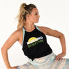 simplyworkout Morning Survivor Strappy Tank