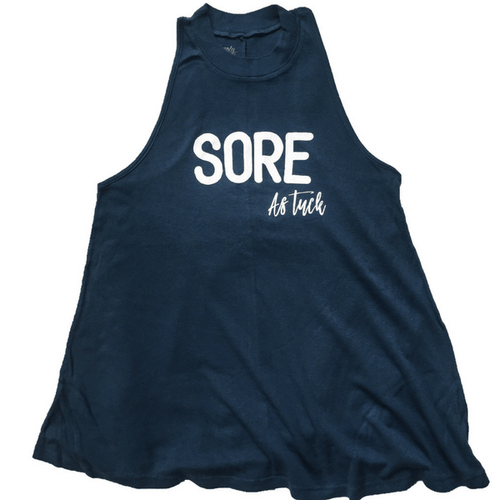 Sore As Tuck Muscle Tank