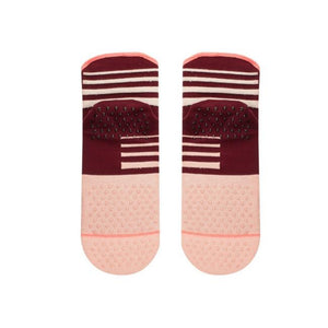stance Mantra Sock - Maroon