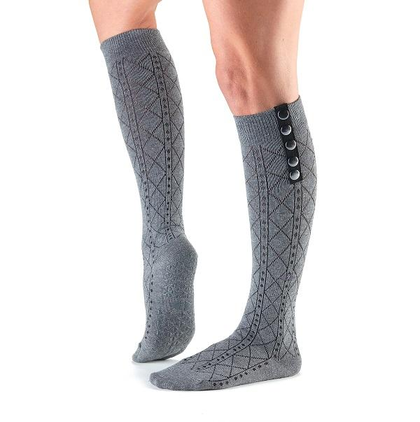 tavi noir Stella Knee High Grip Socks