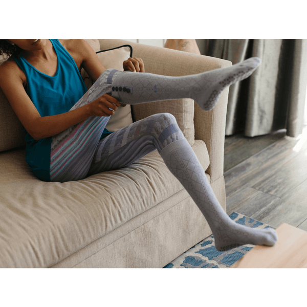 859a5e6d815 tavi noir Stella Knee High Grip Socks