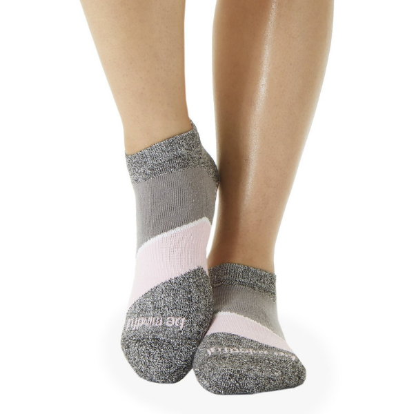 Be Mindful - Bahama Grip Socks (Barre / Pilates)