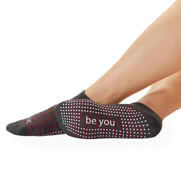 Be You - Jasper Grip Socks (Barre / Pilates)