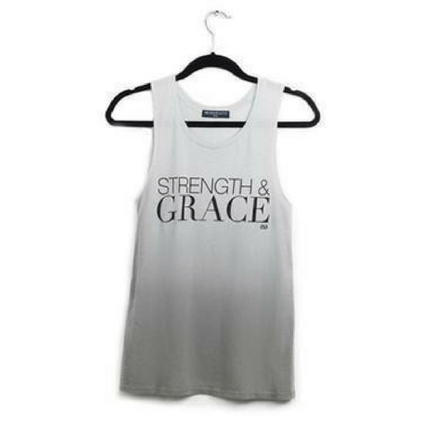 Strength and Grace Tank