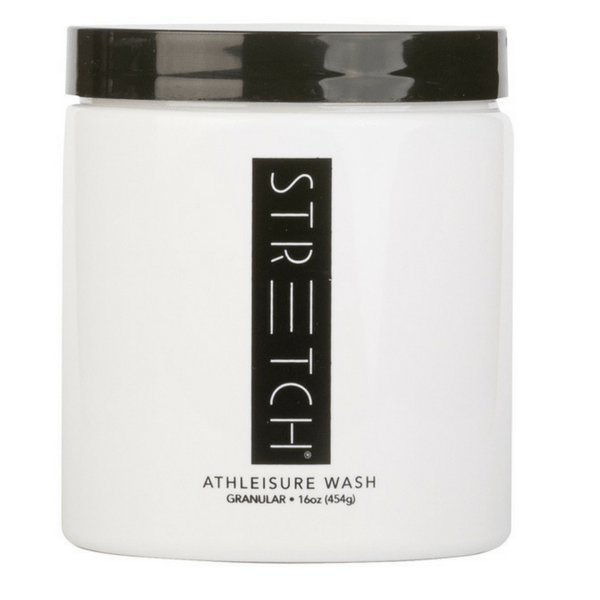 Stretch Athleisure Wash