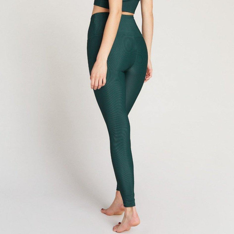 strut this emerald rib kendall legging