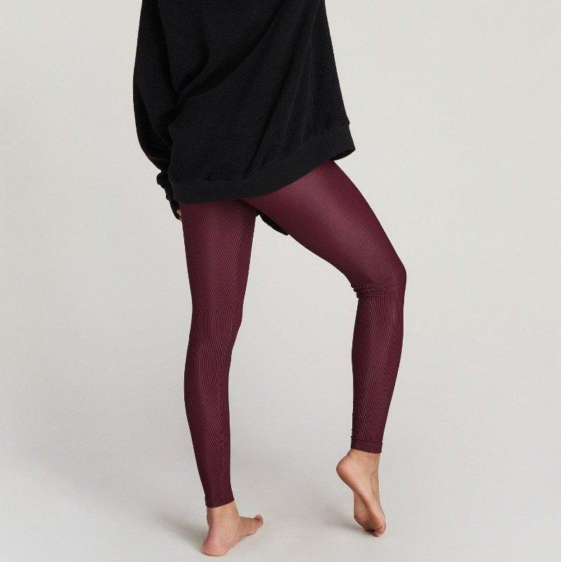 strut this rouge rib kendall legging