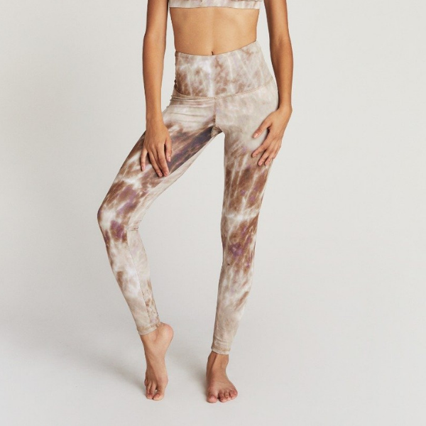 Strut This - Teagan Ankle Gem Marble leggings