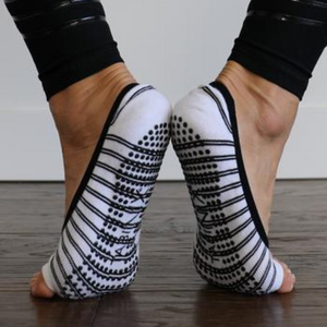 Lucille Grip Socks (Barre / Pilates)