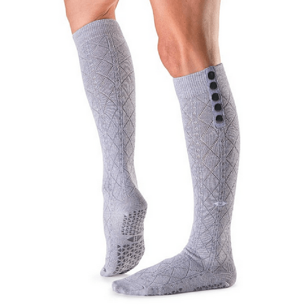 Stella Knee High Grip Socks (Barre/Pilates)