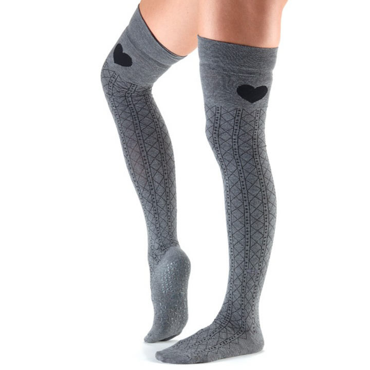Tavi Noir Colt Over the Knee High Grip Socks