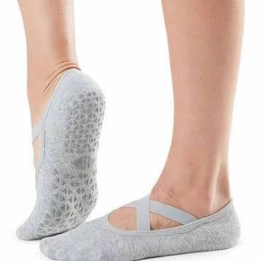 Chloe Grip Socks - (Pilates / Barre)