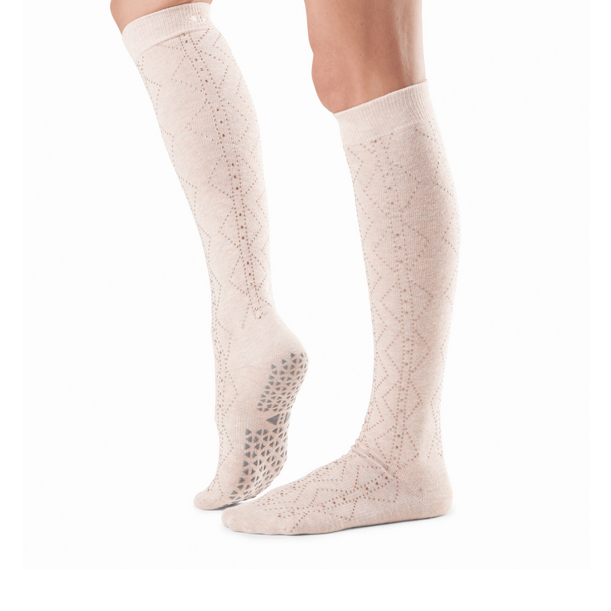 tavi noir jane knee high Grip Socks