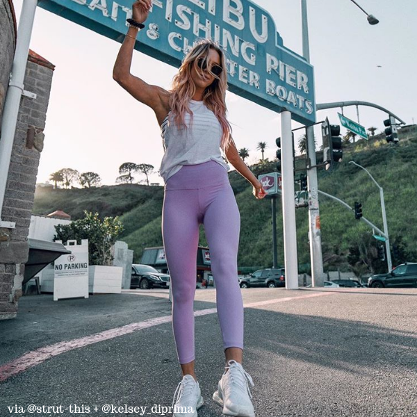 strut this legging teagan lilac