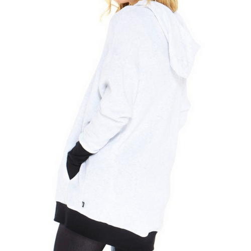 Ash French Terry Hooded Sweatshirt