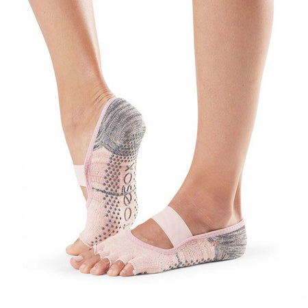 Star Grip Sock - Open Toe (Barre / Pilates)