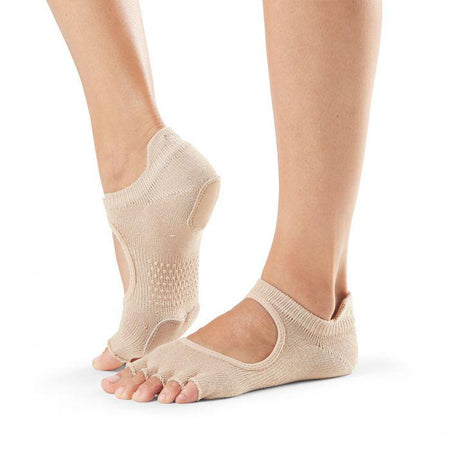 Eve Crew Low Rise Grip Sock (Barre / Pilates)