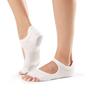 Prima Bellarina Half Toe - Grip Socks (Barre / Pilates)